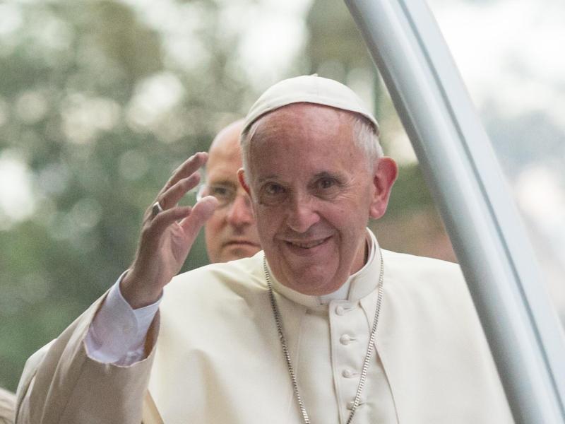 """Papst Franziskus in Schweden – """"Wichtige Reise"""""""