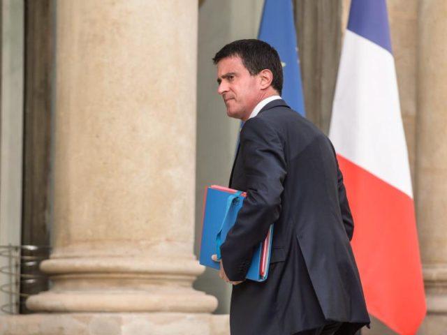 Frankreichs Premier Manuel Valls fordert ein entschiedenes Auftreten gegen fundamentalistische Ideologien. Foto: Christophe Petit Tesson/dpa