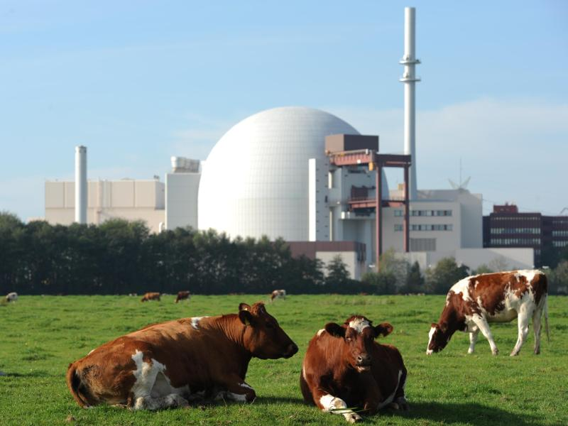 Niedersachsen will Atomkraftwerke im Norden schneller abschalten