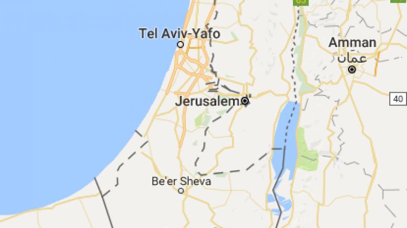 Googles Lösung für Israel/Palästina Konflikt: Namen weglassen, alles ...