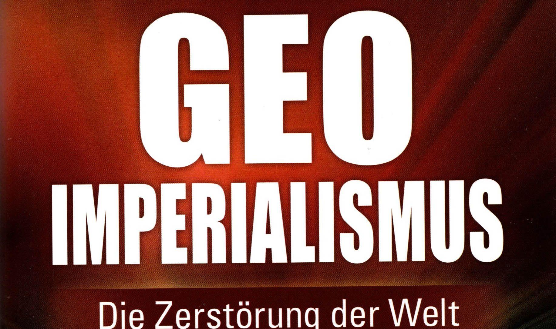 Geo-Imperialismus: Wolfgang Effenberger über Zerstörung & Wiederaufbau im Dauer-Modus