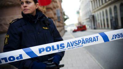 Schwedens Polizei verzweifelt: Acht von zehn Beamten erwägen Kündigung