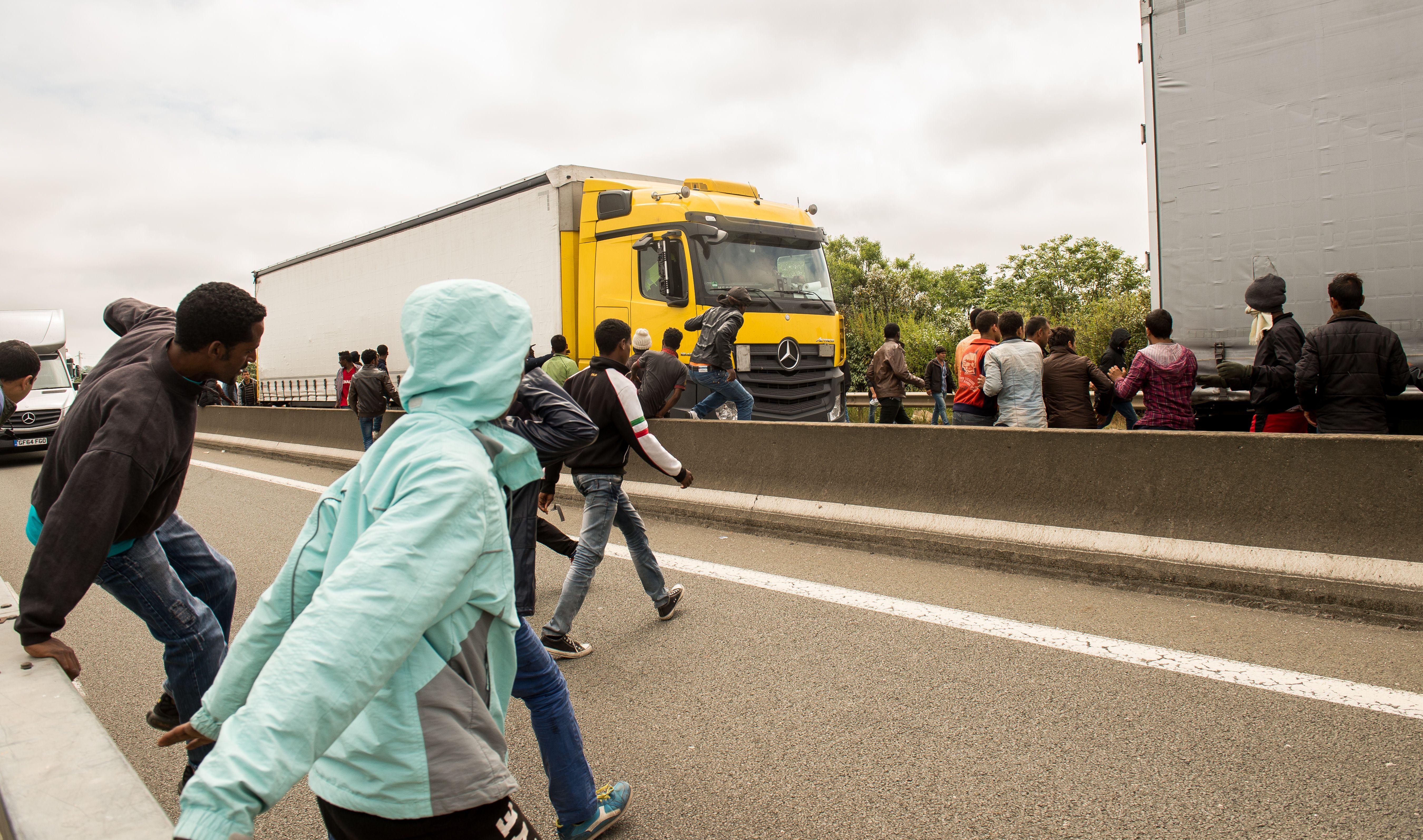 Französische Regierung lehnt neues Flüchtlingslager in Calais strikt ab