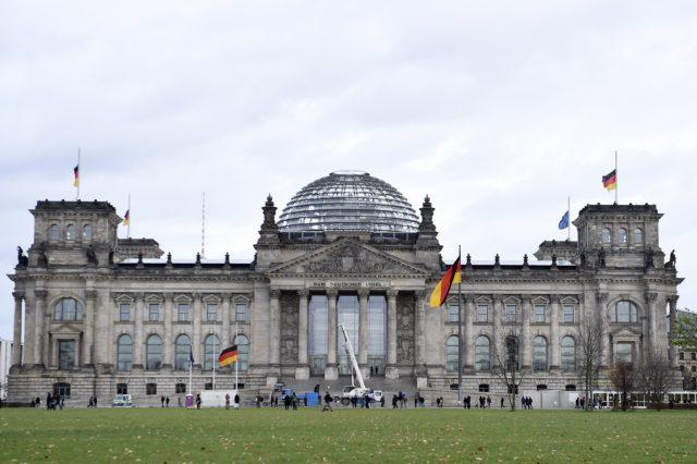 Reichstag Foto: TOBIAS SCHWARZ/AFP/Getty Images