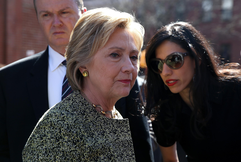Hillary Clintons Beraterin war für radikal-muslimische Zeitschrift tätig
