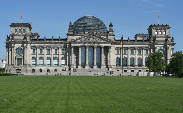 Reichstag Foto: CHRISTOF STACHE/AFP/Getty Images