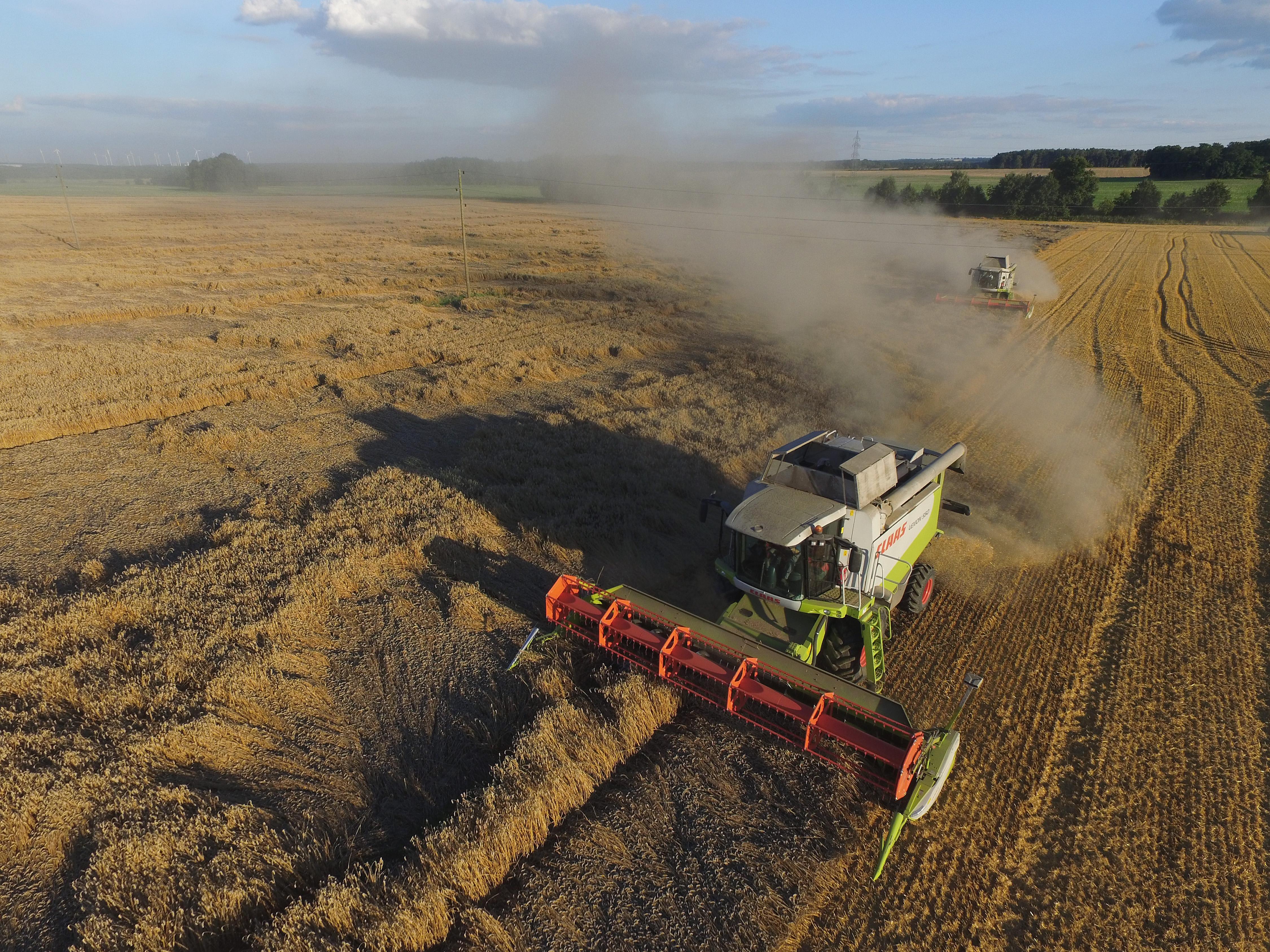 Zivilschutzgesetz: Bauernhöfe und Lebensmittelbetriebe werden notfalls beschlagnahmt