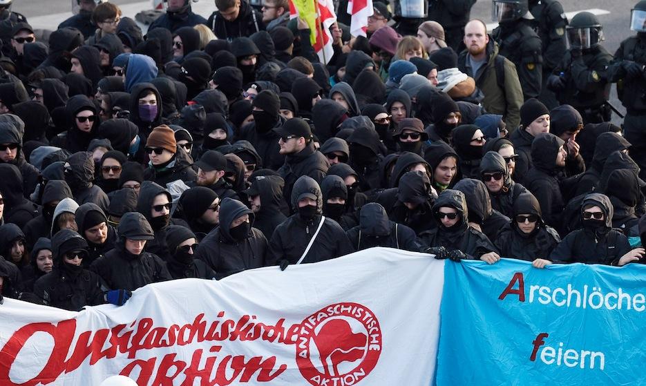 Militante Linke wollen AfD-Parteitag in Köln stören – AfD-Unterstützer auch im Visier der Extremisten