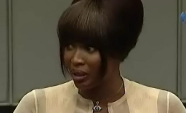 Naomi Campbell wurde durch den Stil von Boy George inspiriert