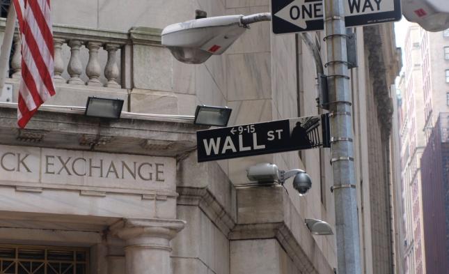 US-Börsen vor Arbeitsmarktbericht schwächer