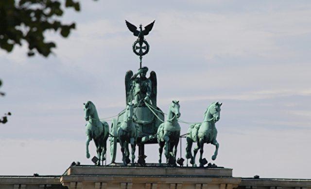 Brandenburger Tor in Berlin Foto: über dts Nachrichtenagentur