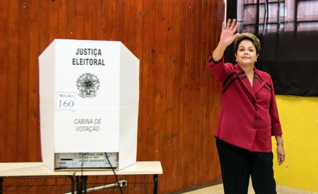 Brasilianischer Senat stimmt für Amtsenthebung von Dilma Rousseff