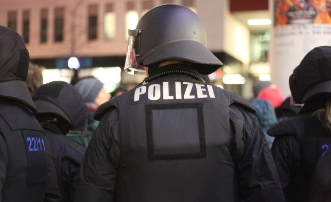 Polizeigewerkschaft: Innere Sicherheit nicht im Wahlkampfgetümmel aufreiben