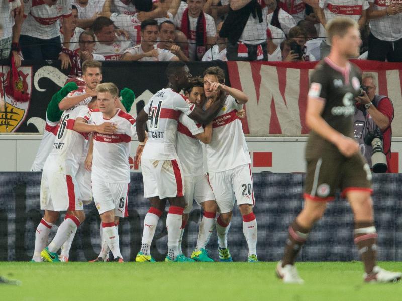 VfB Stuttgart startet Projekt Wiederaufstieg mit Sieg