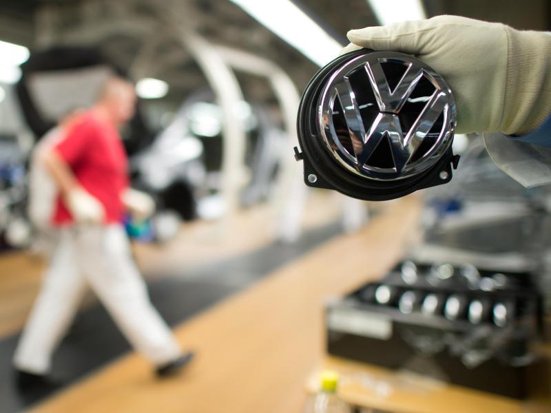 Golf-Schichten bei VW fallen aus