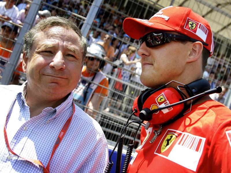 Michael Schumachers Formel-1-Einstieg vor 25 Jahren