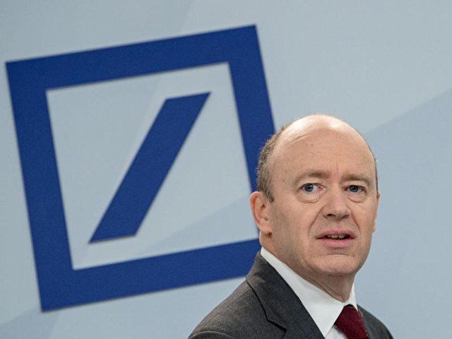 Deutsche-Bank-Chef John Cryan. Foto: Boris Roessler/Archiv/dpa