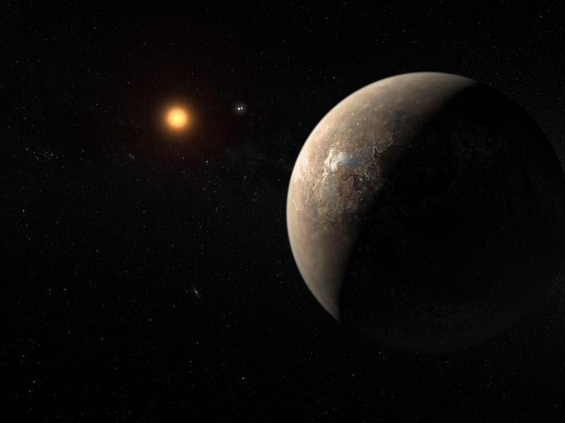Erdnächster Planet außerhalb des Sonnensystems entdeckt