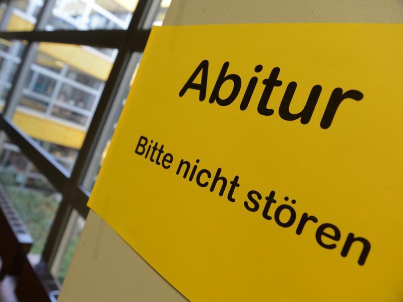 Niedersachsen kehrt zum Abi nach 13 Jahren zurück