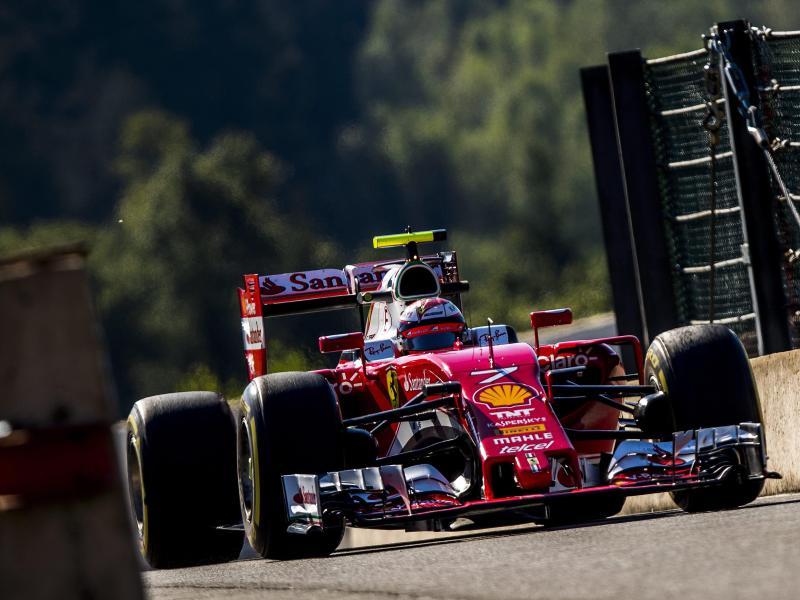 Bestzeit für Räikkönen vor F1-Quali