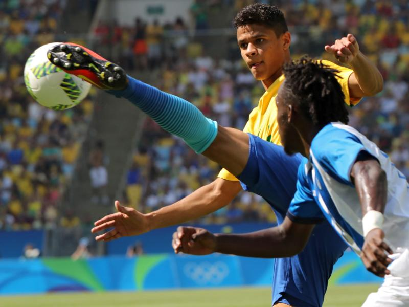 HSV verpflichtet Olympiasieger Santos aus Brasilien