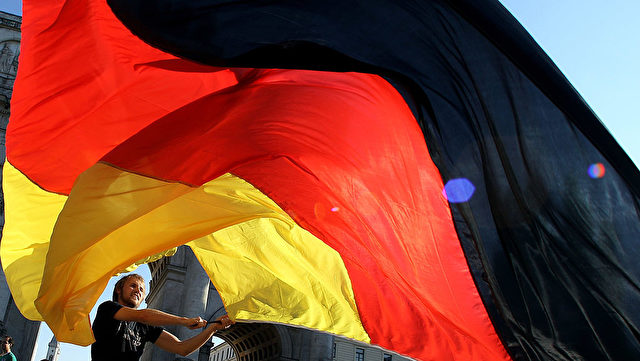 Deutschland Flagge Foto: Miguel Villagran/Getty Images