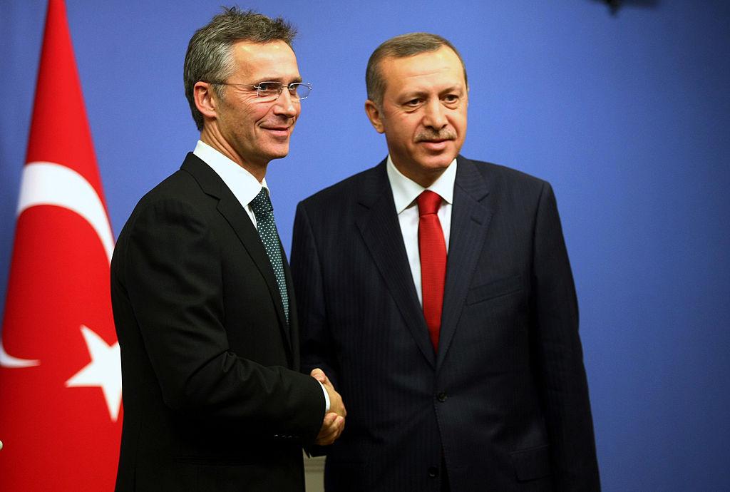 """Vor Türkei-Reise: Nato-Generalsekretär Stoltenberg lobt die Türkei – """"Ein geschätzter Verbündeter"""""""