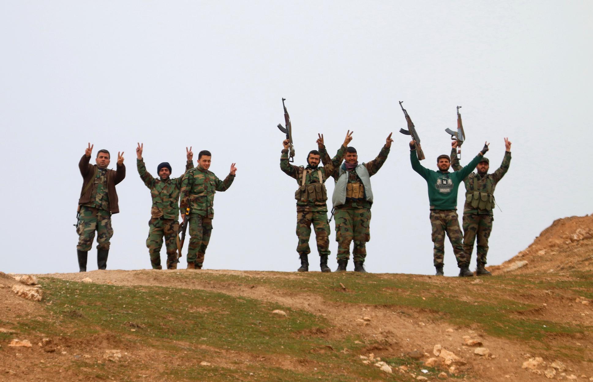 Britischer Report: Gefürchteter Geiselnehmer ist heute US-Verbündeter in Syrien