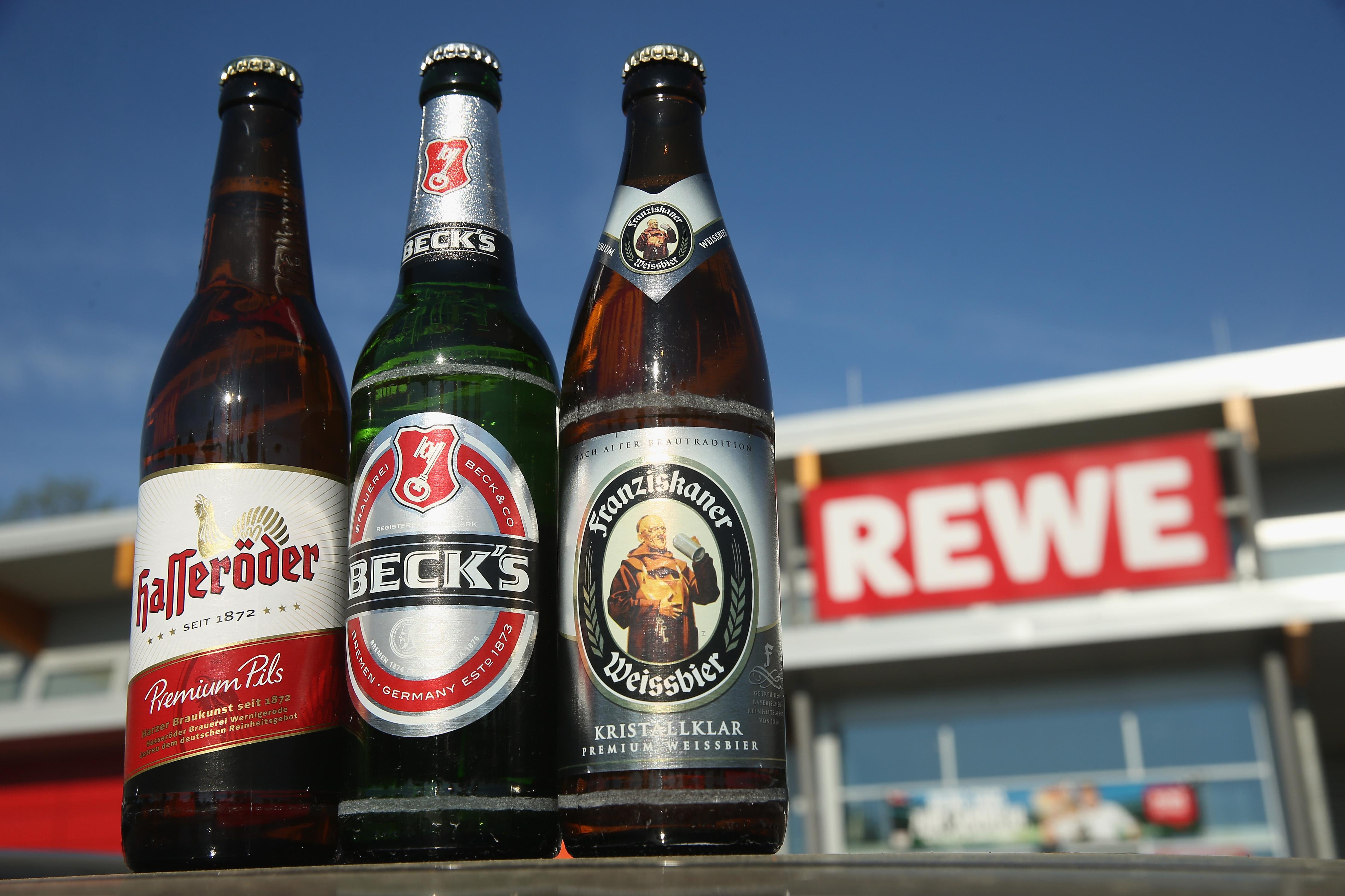 Das Bier: Aktionäre stimmen Milliardenfusion auf Biermarkt zu