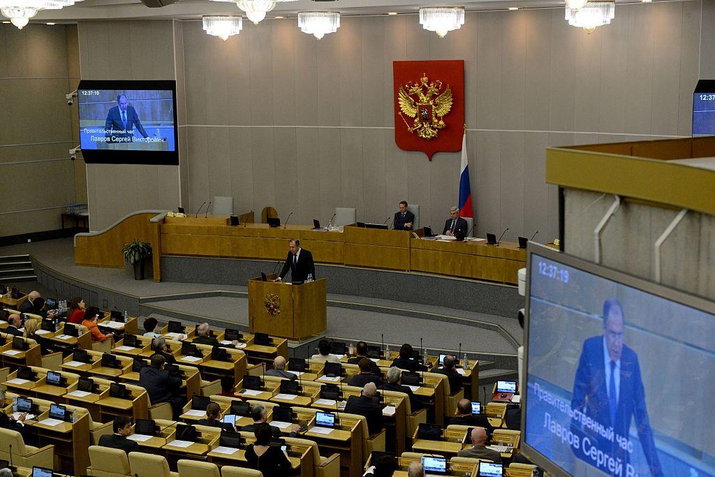 """Russland: Meinungsforschungsinstitut Lewada als """"ausländischer Agent"""" eingestuft"""