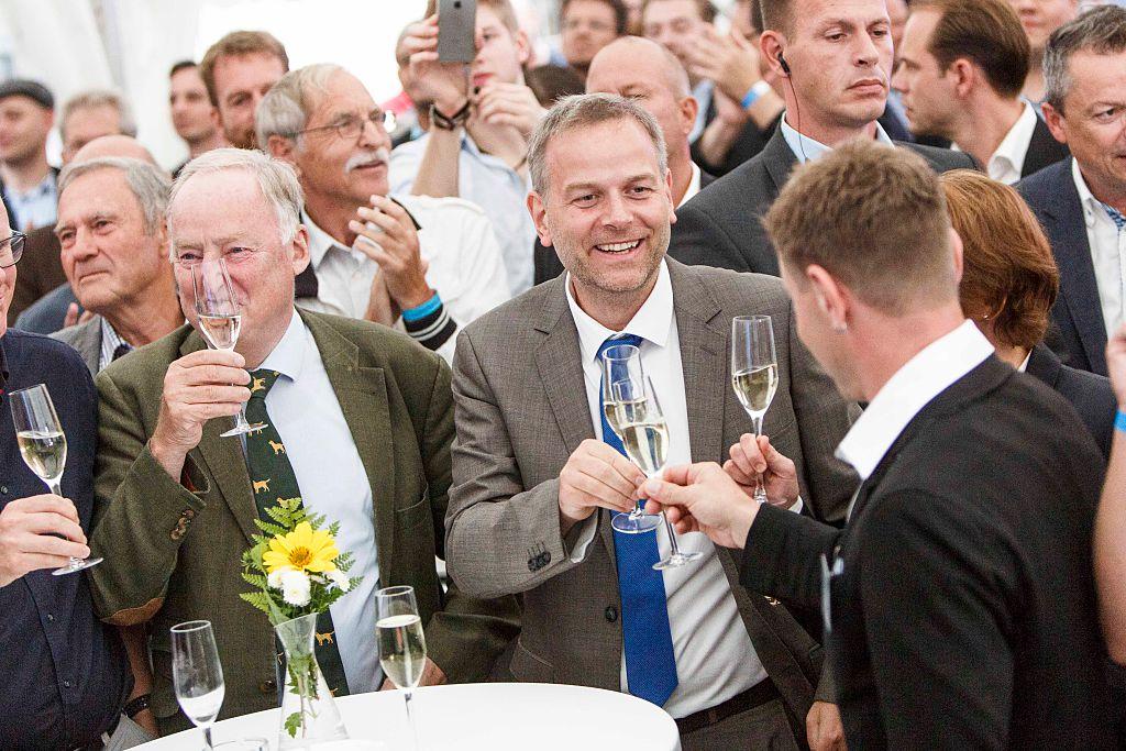 Umfrage: AfD in Brandenburg bei 20 Prozent – CDU stürzt auf 17 Prozent ab