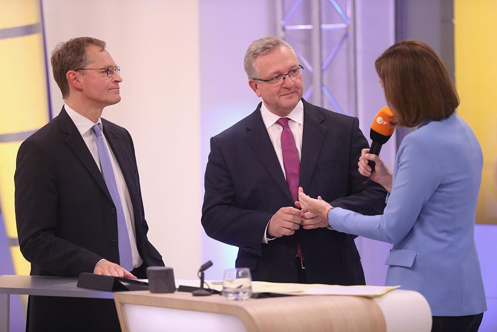 Reaktionen der Bundespolitik auf Berlin-Wahl: CDU enttäuscht