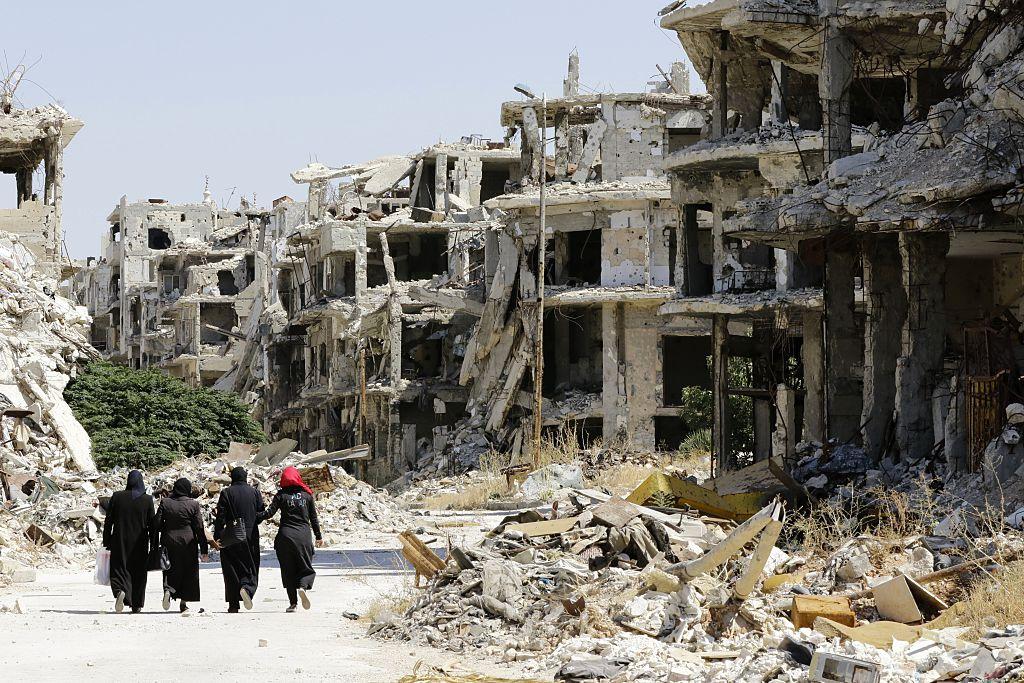 """Al-Kaida-Kommandeur: """"Diese Waffensysteme bekommen wir von den USA"""""""