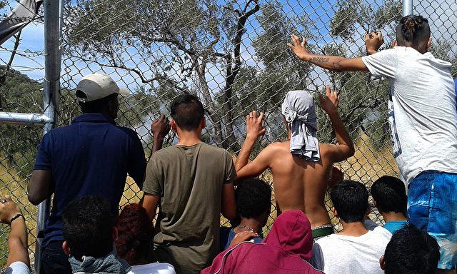 Flüchtlingskrise Foto: STRINGER/AFP/Getty Images
