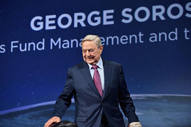 George Soros am 20. September 2016 in New York City. Foto: Bryan Bedder/Getty Images
