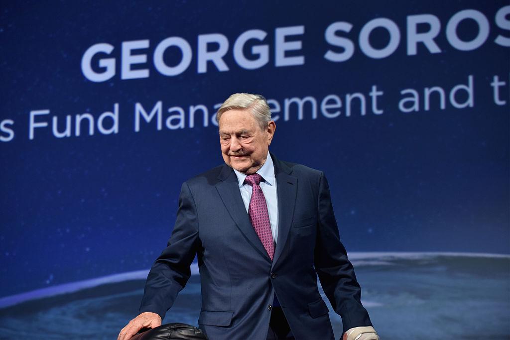 Vice-Magazin in der Bredouille: George Soros will zu den Rettern gehören
