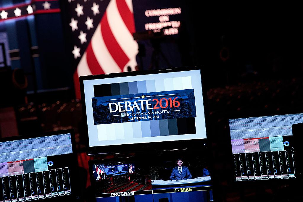 Clinton vs. Trump – Das TV-Duell im Livestream: Hier die Debatte live sehen!