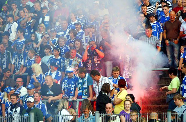 BGH greift duch: Fußball-Randalierer werden jetzt zur Kasse gebeten