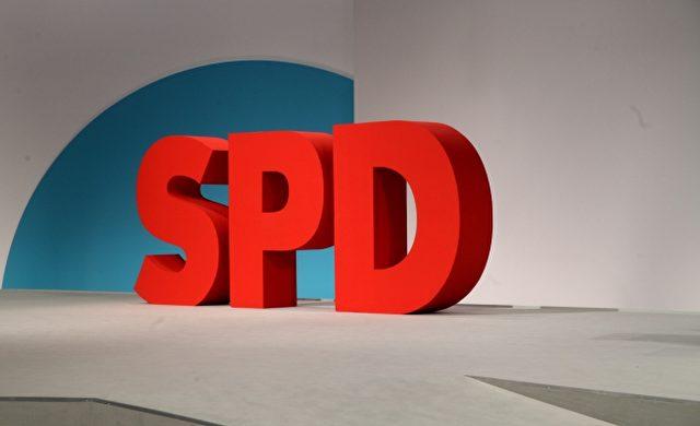 SPD-Logo Foto: über dts Nachrichtenagentur