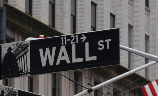 Dow-Jones-Index legt zum Wochenende deutlich zu