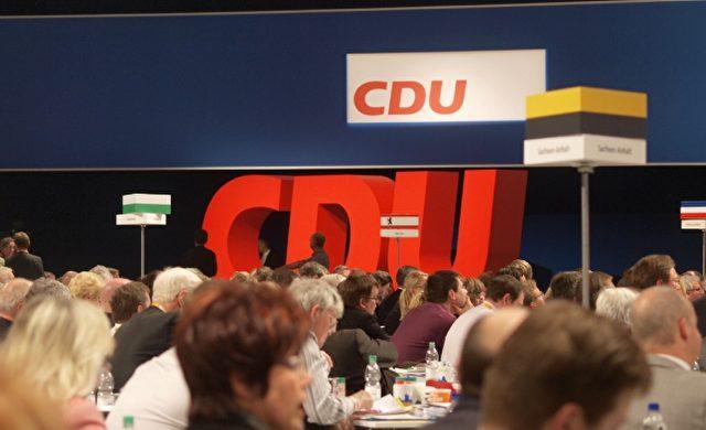 CDU-Parteitag Foto: über dts Nachrichtenagentur