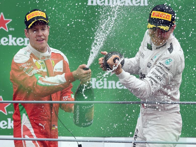 Rosberg fühlt sich italienisch – Vettel atmet auf