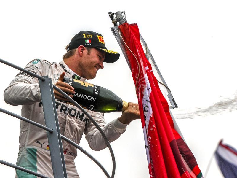 Pressestimmen: «Rosberg ist der König Italiens»