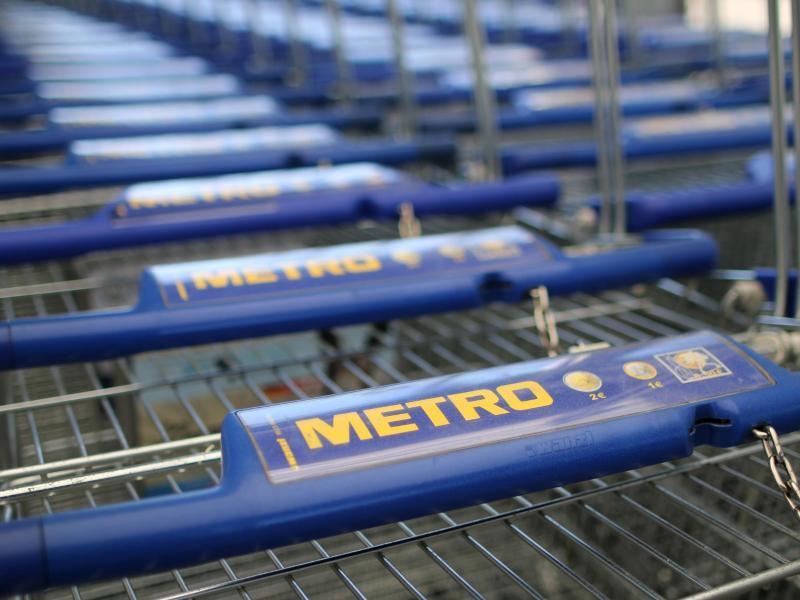 Metro stellt Weichen für geplante Aufspaltung