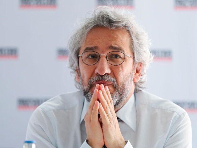Der ehemalige Chefredakteur der türkischen Zeitung «Cumhuriyet», Can Dündar. Foto: Photo:Kay Nietfeld/dpa