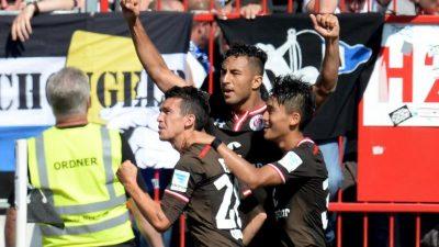 St. Pauli verlässt Tabellenende – Union Berlin siegt 4:0