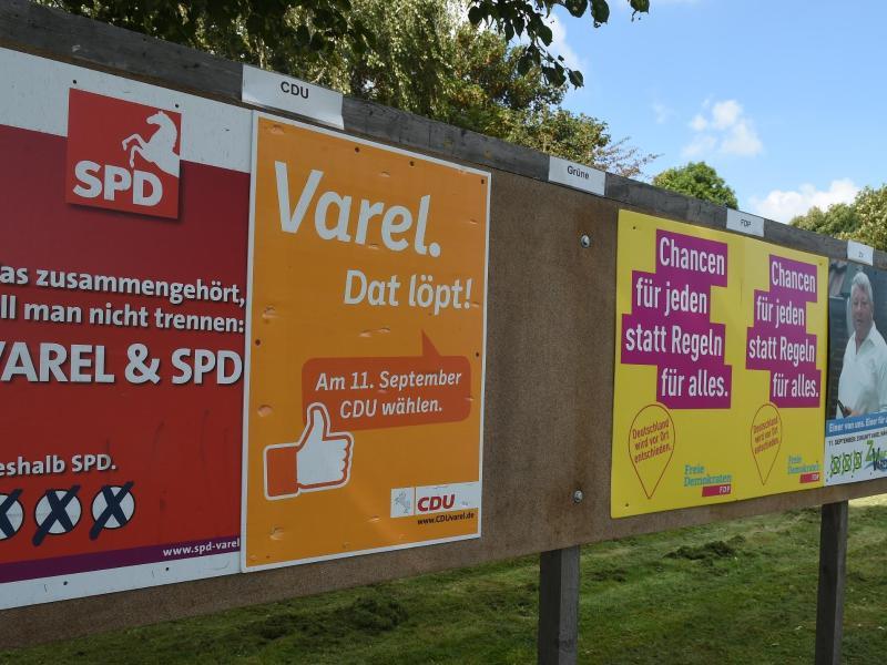 Heute Niedersachsen-Kommunalwahl: 6,5 Millionen Wähler aufgerufen – AfD geht von zweistelligem Ergebnis aus
