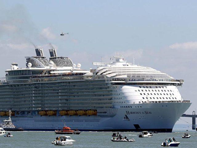 Ein Kreuzfahrtschiff ist so dreckig wie 21,45 Millionen VW Passat