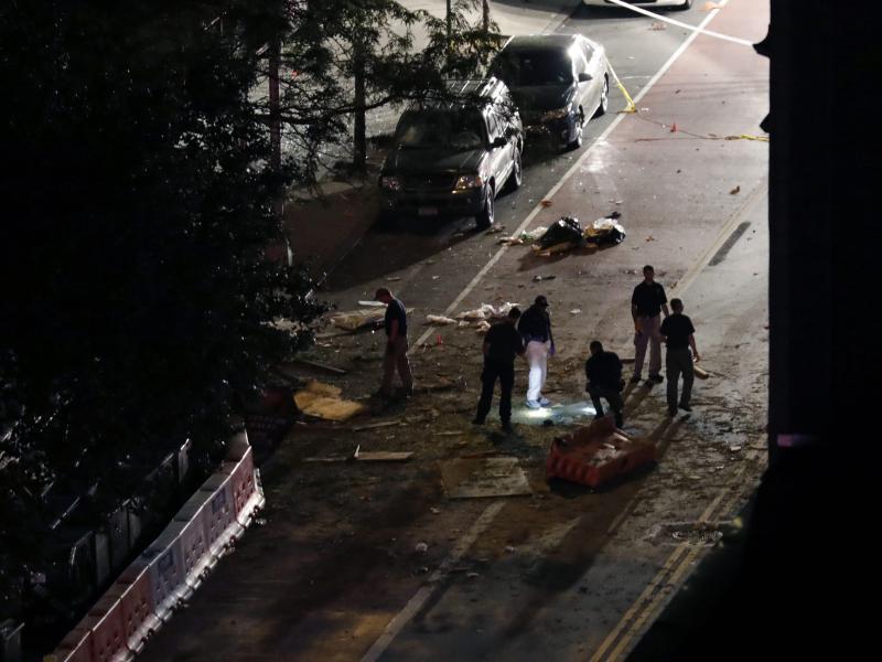 Bombenanschlag in New York: Verdächtiger angeklagt – FBI sieht keine Anzeichen für Terrorzelle