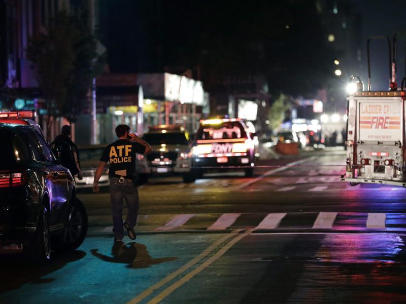 Anschläge von New York haben internationale Terror-Verbindung